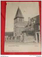 THEUX -  JUSLENVILLE  -  L' Eglise  - - Theux