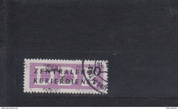 "DDR Dienst B Michel Kat.Nr. 13   Gest   ""7000"" - Service"