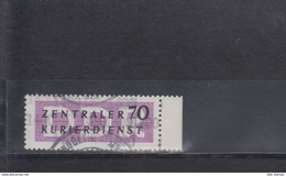 "DDR Dienst B Michel Kat.Nr. 13  Gest  ""1400"" - Service"