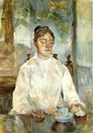 Art - Peinture - Henri De Toulouse-Lautrec - La Comtesse A. De Toulouse-Lautrec Mère De L'artiste - CPM - Voir Scans Rec - Peintures & Tableaux