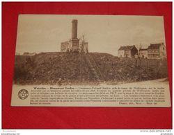 WATERLOO  -  Monument Gordon   - - Waterloo