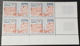 N° 2044 Neuf ** Gomme D'Origine, Bloc De 4  TTB - Unused Stamps