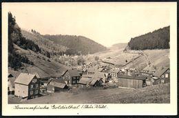 D8292 - Goldisthal - Rudolf Pfaufer ?? - Neuhaus