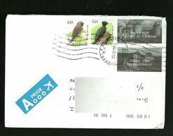 Marcofilia Belgio - Busta Affrancata N. 5 - Francobolli, Stamps, Timbres, Sellos,  Briefmarken - Covers & Documents