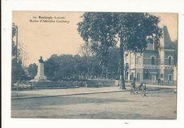 Loiret Montargis Buste D'adolphe Cochery - Montargis