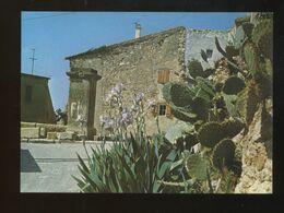 Eyguieres (13) : Le Vieux Eyguières, Une Fontaine Dans Le Haut Du Village - Eyguieres