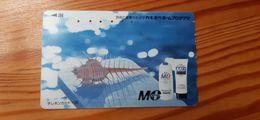 Phonecard Japan 110-011 Shell - Japon