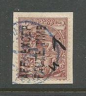 Ethiopia Ethiopie SG 158 Dire Dawa Provisionnal Issue Used On Piece 1911 - Ethiopie