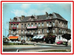 25170  CPM    SEDAN  ;  Place De La Gare !! Superbe Carte Photo 1967 !! - Sedan