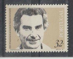 PORTUGAL CE AFINSA 1977 - NOVO - 1910-... República
