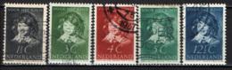 OLANDA - 1937 - RITRATTO DI GIOVANETTO DI F. HALS - PRO INFANZIA - USATI - Usados