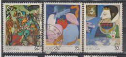 PORTUGAL CE AFINSA 1961/1963 - USADO - 1910-... República