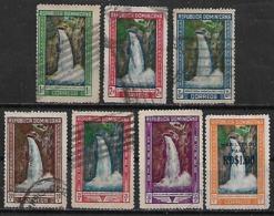 1946 Dominicana Salto En La Prov. La Villa 7v - Dominikanische Rep.