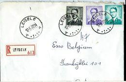 Doc. De LEISELE - A A - Du 12/05/70  En Rec. ( E ) - Postmark Collection