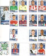 C86. Sports Collectibles Cards Football Soccer TOPPS UEFA Champions League Stickers - Unclassified