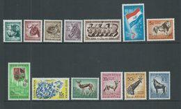 South Africa 1961 First Decimal Definitive Set Of 13 MNH - Afrique Du Sud (1961-...)