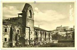 Coimbra - Mosteiro De Santa Clara-a-Velha - Edição Livraria Moura Marques & Filho N.º 6 - Foto Rasteiro - Coimbra