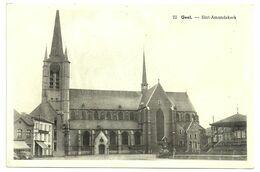 GEEL  -  22. Sint-Amandskerk - Geel