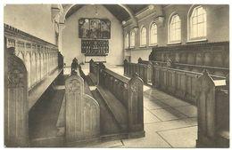 ZANDHOVEN  -  Séminaire Des Missions  -  Salle De Chapitre - Zandhoven