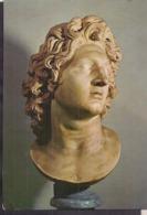 C. Postale - Roma - Museo Capitolino - Testa Colossale Di Alessandro Magno - Circa 1960 - Non Circulee - Cygnus - Musées