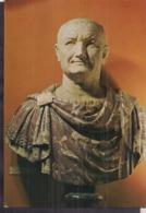 C. Postale - Roma - Museo Capitolino - Ritratto Di Vespasiano - Circa 1960 - Non Circulee - Cygnus - Musées