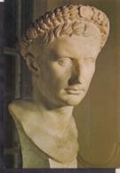 C. Postale - Roma - Museo Capitolino - Busto Di Augusto Con Corona Di Mirto - Circa 1960 - Non Circulee - A1RR2 - Musées