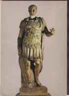 C. Postale - Roma - Palazzo Senatorio - Statua Colossale Di Giulio Cesare - Circa 1960 - Non Circulee - A1RR2 - Musées