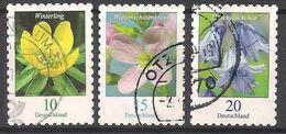 Deutschland  (2018)  Mi.Nr.  3430 + 3431 + 3432  Gest. / Used  (12ga37) - Used Stamps