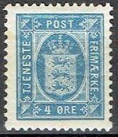 Denmark #  From 1896 ** - Dienstpost