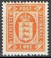 Denmark #  From 1914 ** - Dienstpost