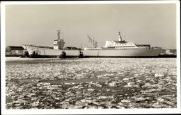 Photo Cp Frachtschiff Otto Hahn, Tanker, DDG Hansa - Unclassified