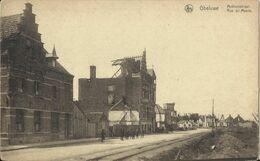 Gheluwe - Meenenstraat - Rue De Menin - Wervik