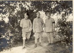 6/ Guerre 14/18 / Groupe De Soldats - Weltkrieg 1914-18