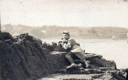 67/ MILITARIA Guerre 14/18 PHOTO DE SOLDAT EN MANOEUVRE - Guerra 1914-18