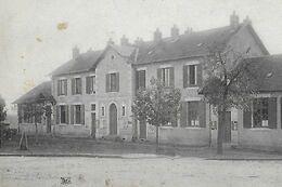 58 - Nièvre - VERNEUIL - Ecole Communale Et Mairie - France