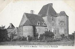 58 - Nièvre - VERNEUIL - DECIZE - Environs - Vieux Château - Other Municipalities