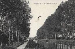 58 - Nièvre - VERNEUIL - Canal Du Nivernais - France