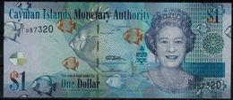 CAYMAN ISLANDS 2010 BANKNOTES 1 DOLLAR UNC !! - Isole Caiman