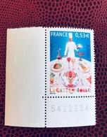 EUROPA CEPT 2005 FRANCE 1 V Neuf MNH **  YT 3784 Mi 3938 Gastronomie - Europa-CEPT