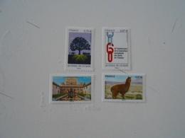 FRANCE YT SE146/149 CONSEIL DE L'EUROPE ET UNESCO** - Neufs