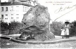 """Autres. Le Dolmen De La Croix Rousse Dit """"Gros Cailloux"""". - Lyon"""