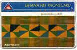 GHANA-02d-Landis & Gyr-1992-Adwen Asa-CN.209B - Ghana
