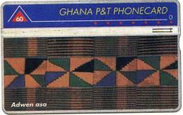 GHANA-02b-Landis & Gyr-1992-Adwen Asa-CN.103B - Ghana