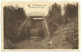 ST. HUIBRECHTS - LILLE  -  Warmbeek Onder Het Kanaal - Overpelt