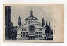 Cremona - Particolare Superiore Del Duomo - Viaggiata Nel 1914 - (FDC22977) - Cremona