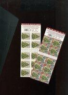 Belgie Boekje B163/64 Xmas Kerstmis Noel 2017 - Booklets 1953-....