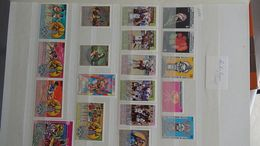 H18 Très Belle Collection ** De CENTRAFRIQUE De 1980 à 1990. A Saisir !!! - Timbres
