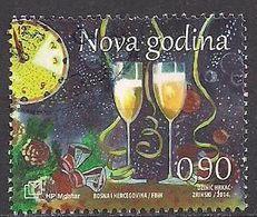Bosnien - Herzegowina Croat. (2014)  Mi.Nr.  403  Gest. / Used  (11ga19) - Bosnie-Herzegovine