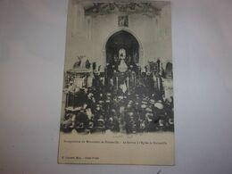 57 1909 INAUGURATION DU MONUMENT DE NOISEVILLE SERVICE A L EGLISE - Other Municipalities