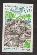 Parc De St-Cloud YT 2905 De 1994 Sans Trace Charnière - Francia